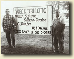 Contractors for Water Well Drilling