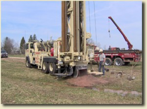 Residential Water Well Drilling NY