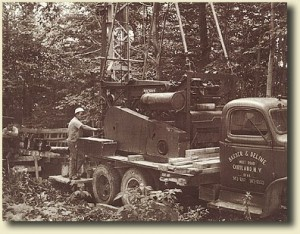 Barber and DeLine Water Well Drilling in NY